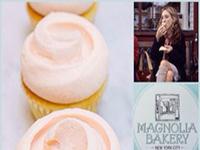 Ванильный капкейк из кафе «Магнолии Бейкери»