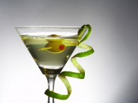 Несколько рецептов коктейлей с мартини