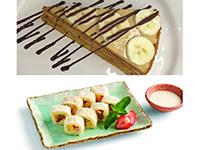 Осенние десерты от лучших ресторанов Москвы
