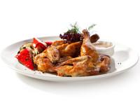 Лучшие рецепты куриных крылышек