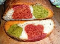 Ароматный овощной хлеб Gianfornaio