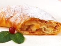 Австрийский шикарный яблочный десерт