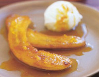 КИТАЙ: Карамелизированные бананы