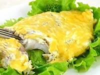 Сырно-луковая рыбёшка
