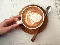 Как правильно варить черный кофе