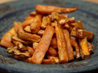 Картошка жареная по-студенчески