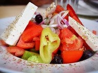 Меню средиземноморской диеты