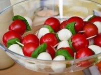 Порционные блюда для гостей