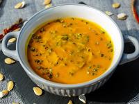 Сливочный суп из тыквы и вкусный тыквенный супчик
