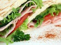 Оригинальные горячие бутерброды