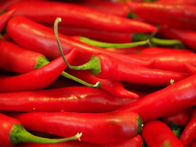 Красный острый перец поможет похудеть