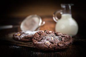 Диета на любимом печенье