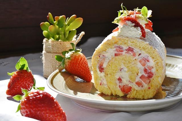 Рецепт вкуснейшего чешского бисквитного рулета