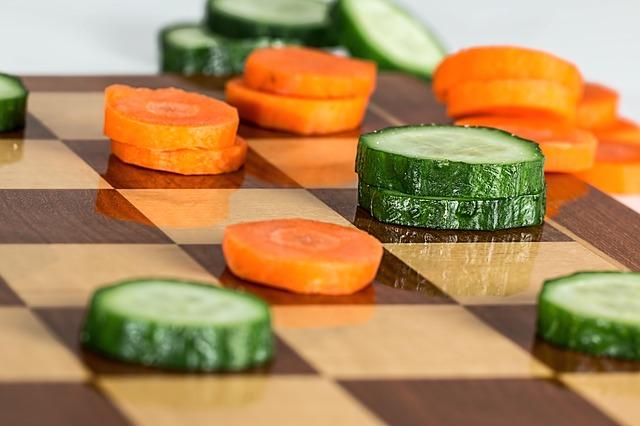 морковка хрустящая маринованная
