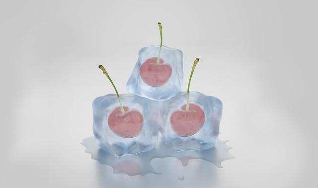 Быстрое использование замороженных продуктов