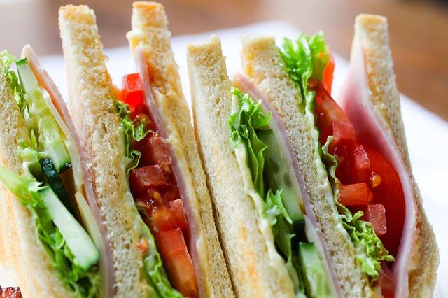 Варианты приготовления бутербродов