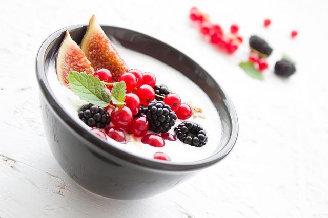 Десерт из карамелизированного инжира с маскарпоне