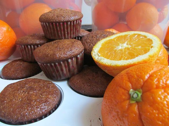 Кекс имбирно-апельсиновый рождественский и рецепт его приготовления