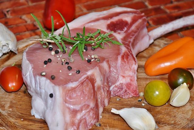 Рецепт пикантной свиной грудинки в специях