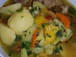 Мировые супы: узбекская шурпа