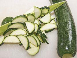 Как заготавливать кабачки-цуккини без приготовления