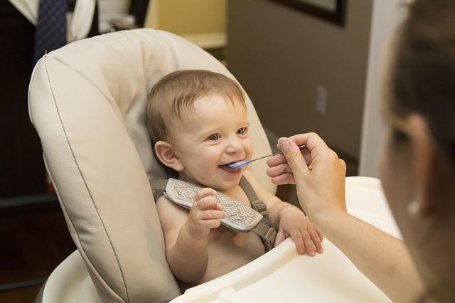 Кормим ребенка вкусно
