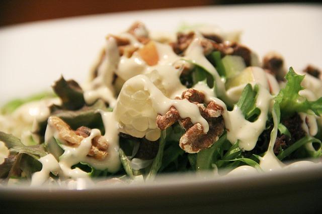 Лучшие заправки для салатов