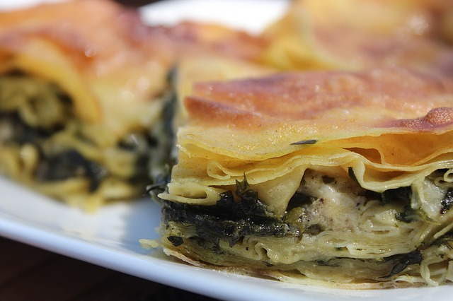 Турецкая кухня - Голубцы