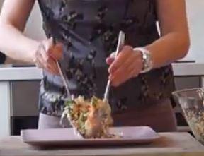 Салат из цветной капусты как приготовить цветную капусту вкусно